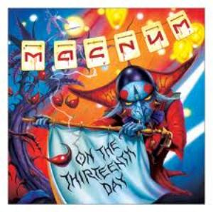 Magnum On The 13th Day album cover
