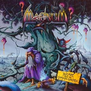 Escape From The Shadow Garden by MAGNUM album cover