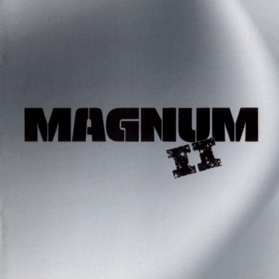 Magnum - Magnum II CD (album) cover