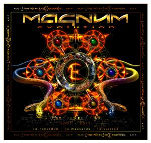 Evolution by MAGNUM album cover