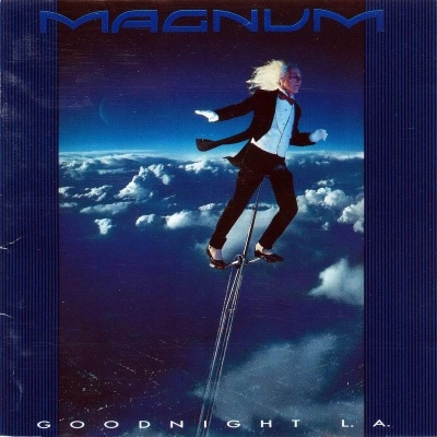 Magnum Goodnight L.A. album cover