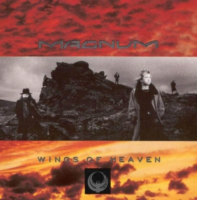 Magnum - Wings Of Heaven CD (album) cover