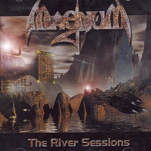Magnum The River Sessions album cover