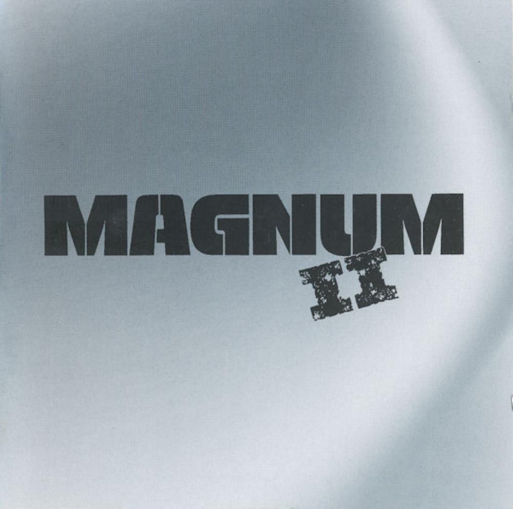 Magnum II by MAGNUM album cover