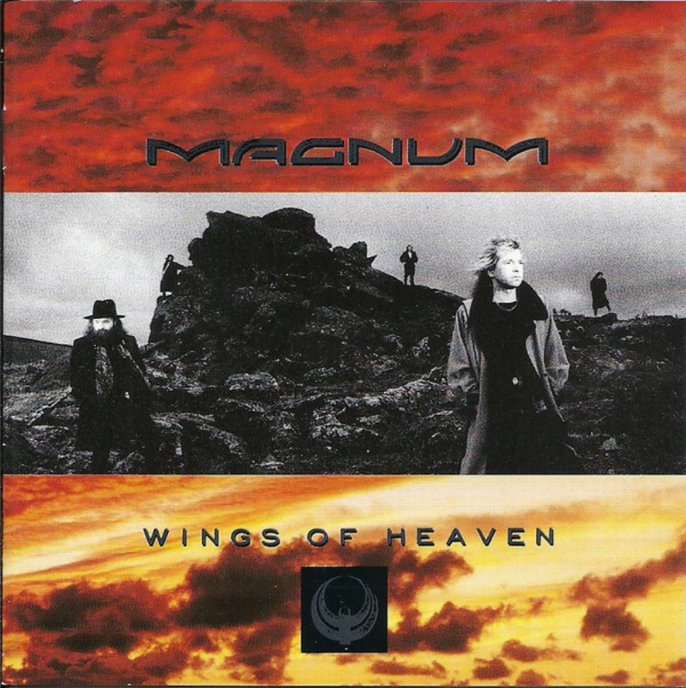 Wings Of Heaven by MAGNUM album cover