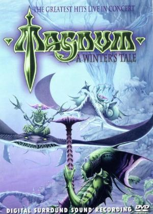 Magnum A Winter's Tale album cover