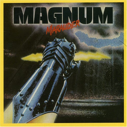 Magnum - Marauder CD (album) cover