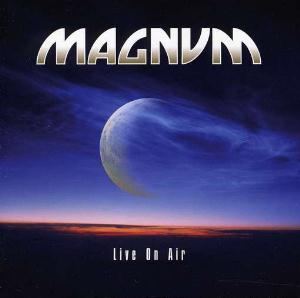 Live On Air by MAGNUM album cover