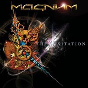 Magnum - The Visitation CD (album) cover