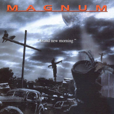 Magnum - Brand New Morning CD (album) cover