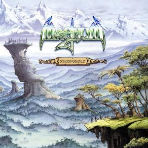 Stronghold by MAGNUM album cover