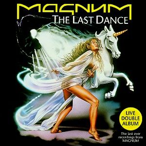 Magnum The Last Dance album cover