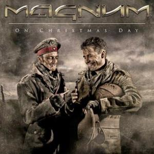 Magnum On Christmas Day album cover