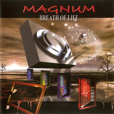 MAGNUM Breath Of Life music review by SouthSideoftheSky