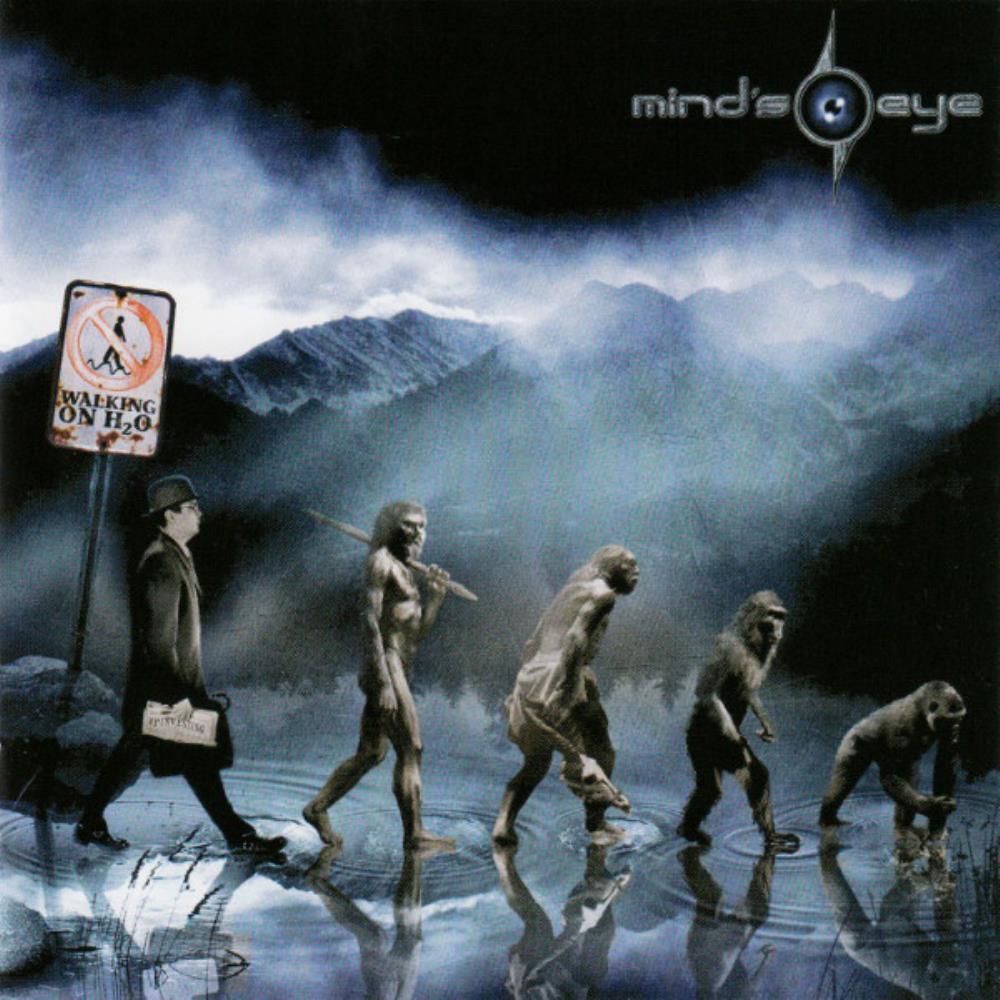 Mind's Eye - Walking On H20 CD (album) cover