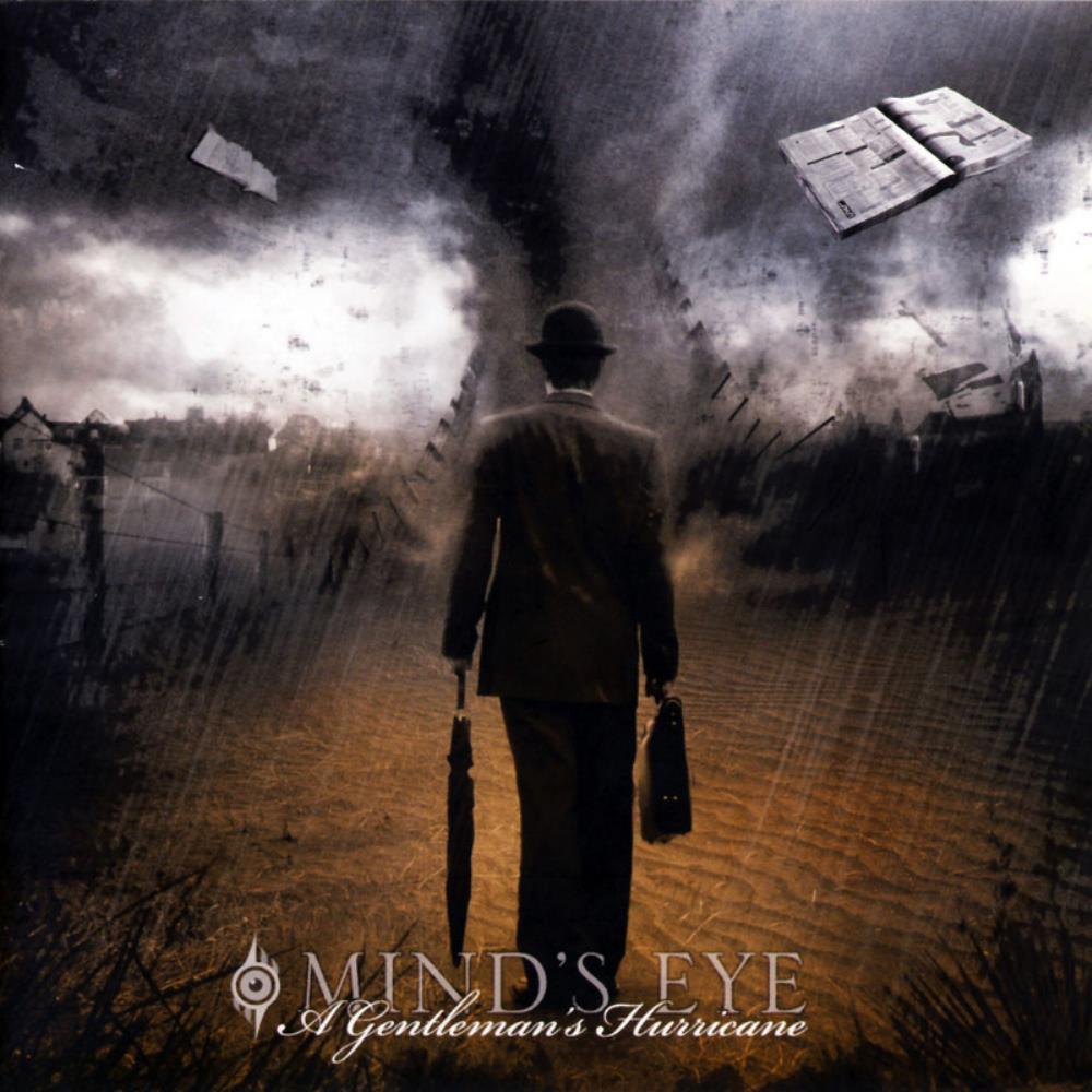 A Gentleman's Hurricane by MIND'S EYE album cover
