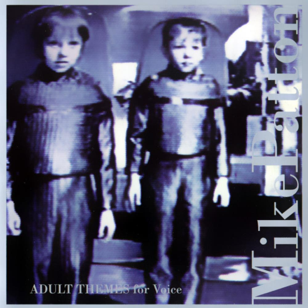 Mike Patton - Adult Themes For Voice CD (album) cover