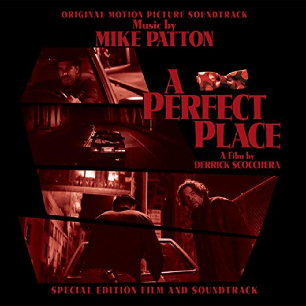 Mike Patton - A Perfect Place (OST) CD (album) cover