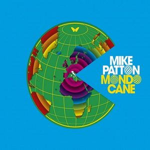 Mondo Cane by PATTON, MIKE album cover