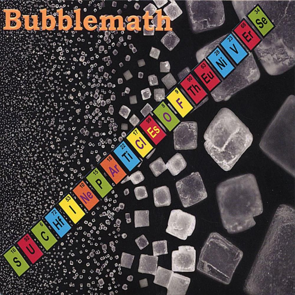 Bubblemath - Such Fine Particles Of The Universe CD (album) cover