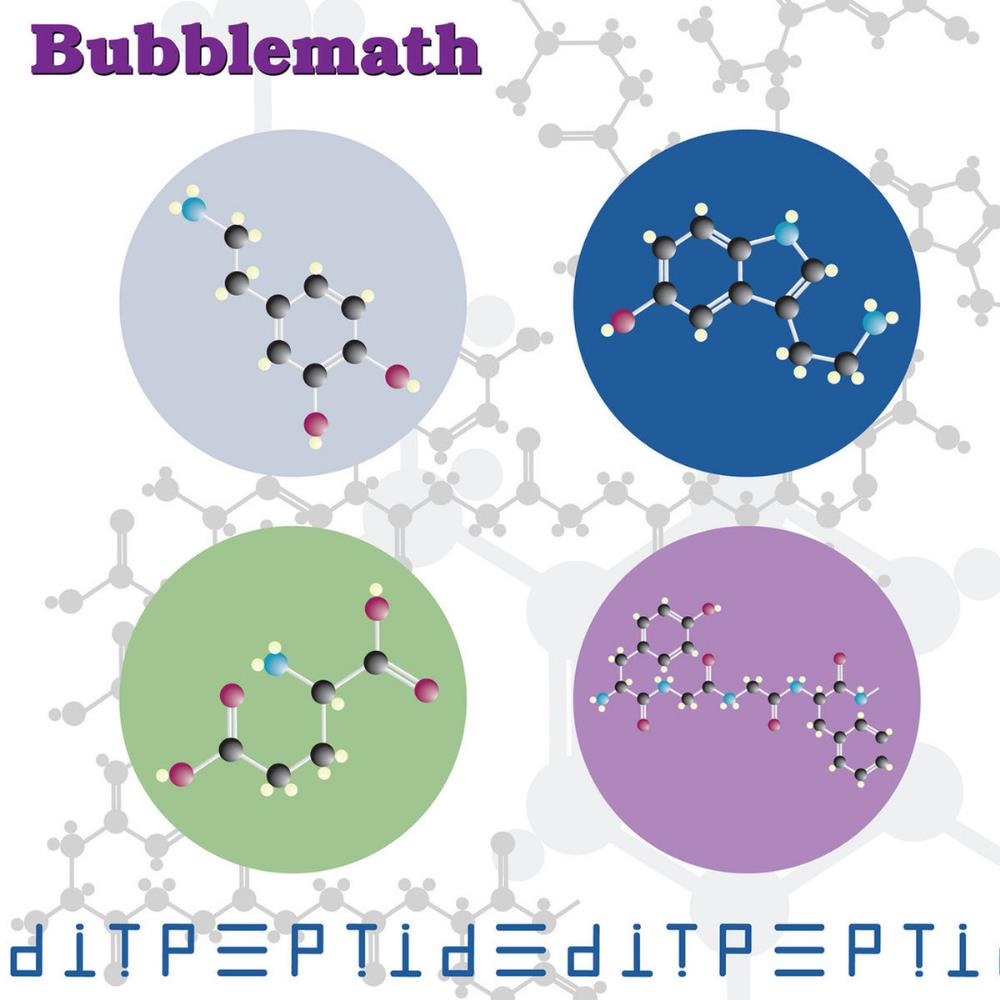Bubblemath Edit Peptide album cover
