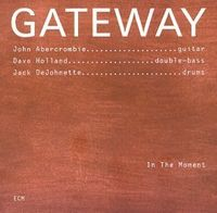 John Abercrombie Gateway: In The Moment album cover