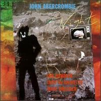 John Abercrombie Night album cover
