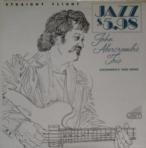 John Abercrombie Straight Flight (Direct Flight) album cover