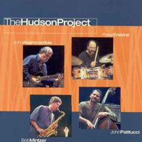 John Abercrombie The Hudson Project album cover