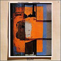John Abercrombie - Characters CD (album) cover