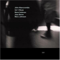 John Abercrombie Cat 'n' Mouse album cover