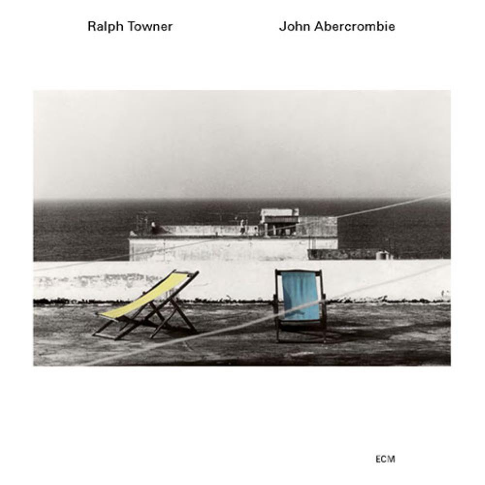 John Abercrombie John Abercrombie & Ralph Towner: Five Years Later album cover