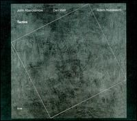 John Abercrombie - Tactics CD (album) cover