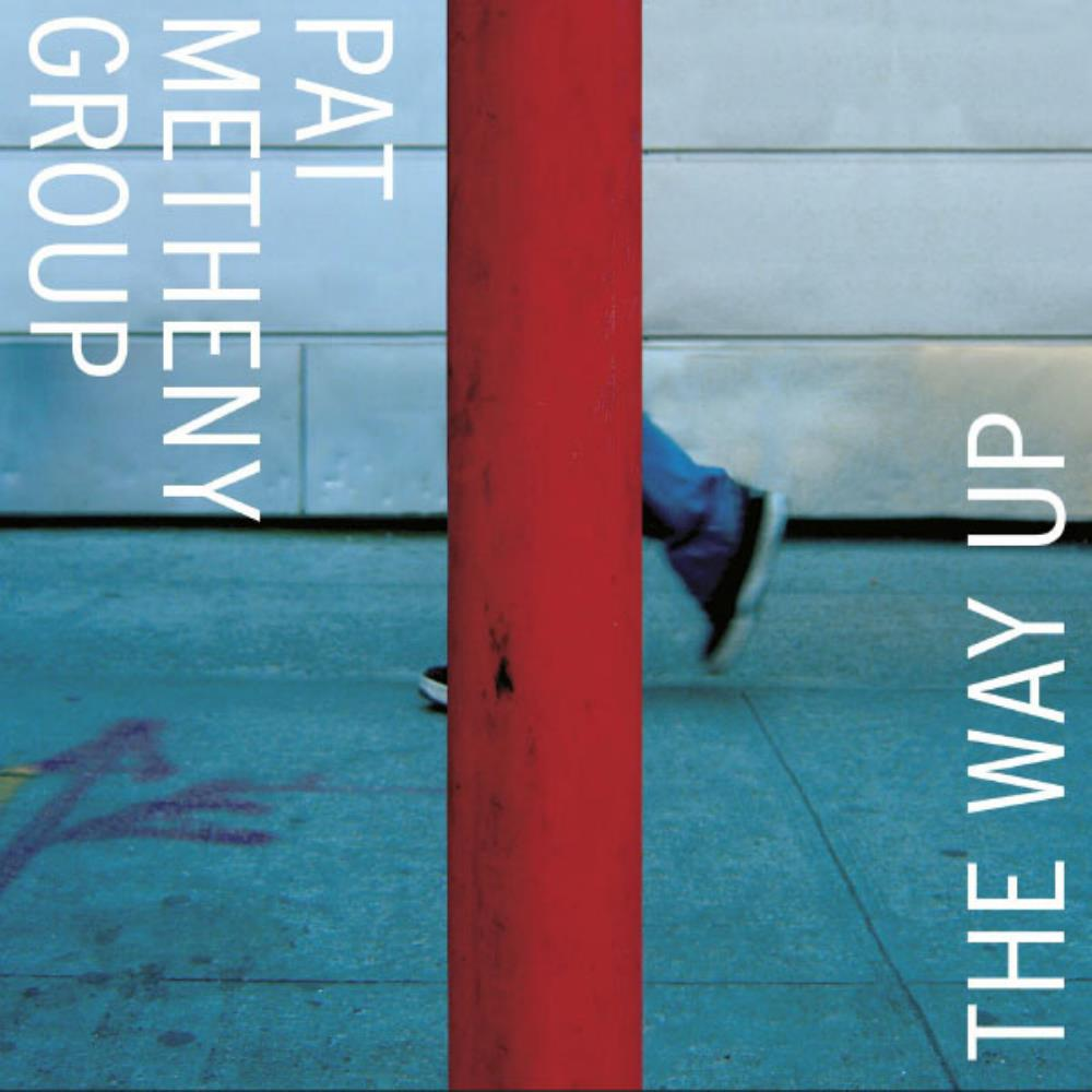 Pat Metheny Pat Metheny Group: The Way Up album cover