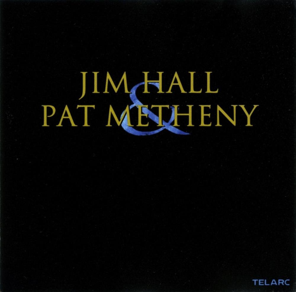 Pat Metheny Jim Hall & Pat Metheny album cover