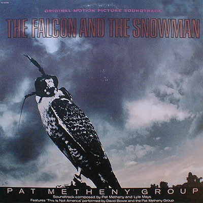 Pat Metheny The Falcon and the Snowman (Pat Metheny Group) album cover