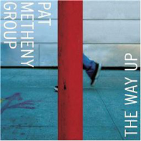 Pat Metheny The Way Up album cover