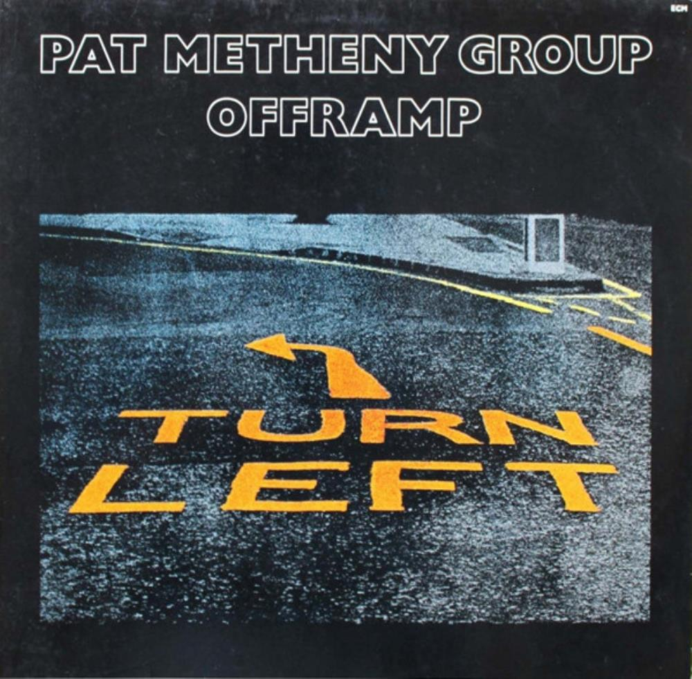 Pat Metheny - Pat Metheny Group: Offramp CD (album) cover