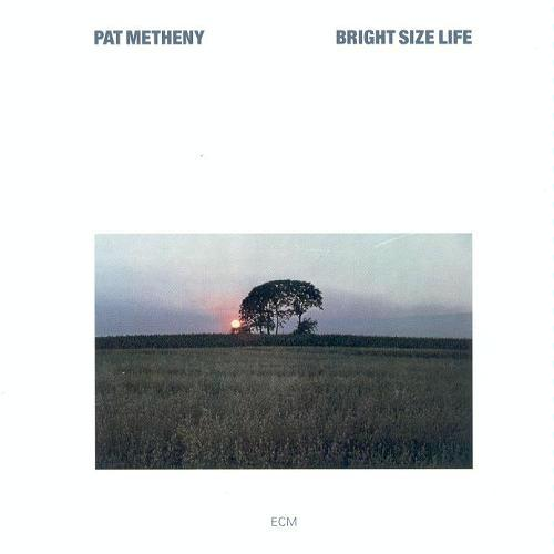 Pat Metheny Bright Size Life album cover