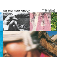 Pat Metheny - Still Life (Talking) (Pat Metheny group) CD (album) cover