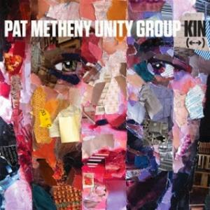 Pat Metheny Unity Group: Kin (↔) by METHENY , PAT album cover