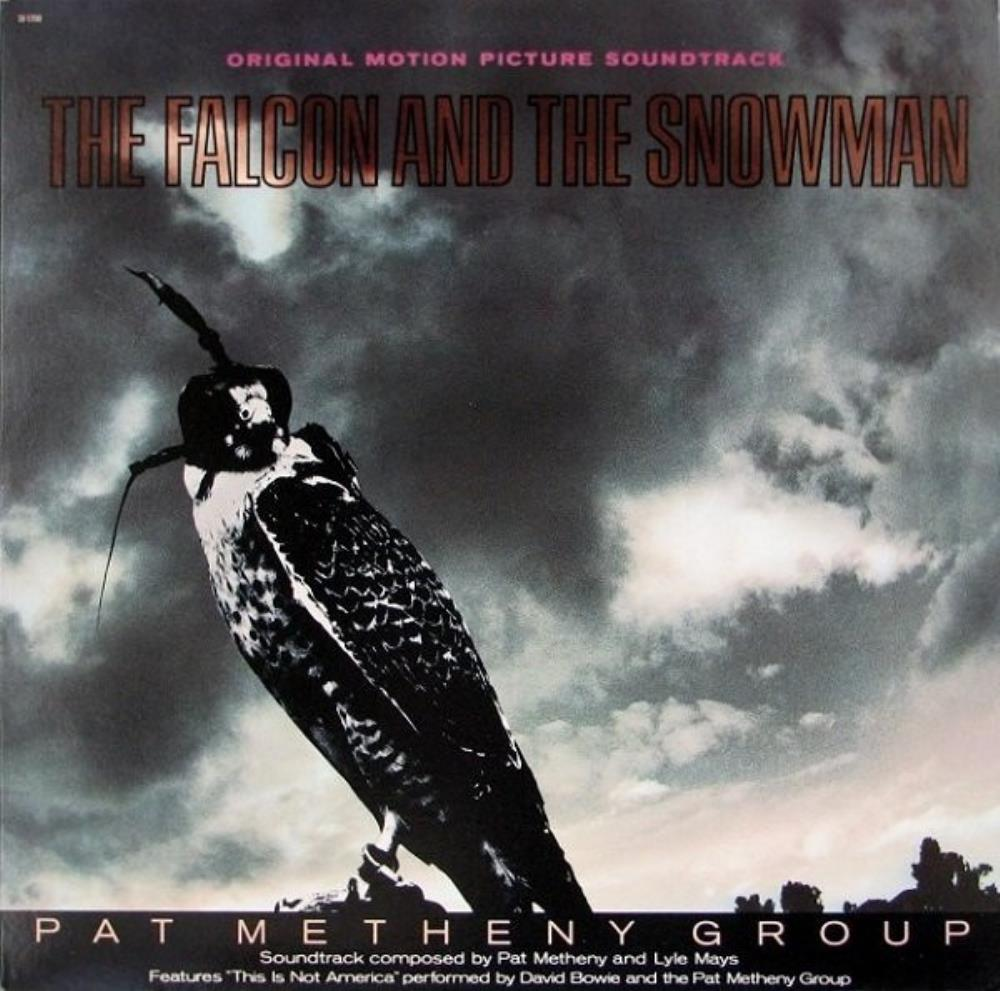 Pat Metheny Pat Metheny Group: The Falcon And The Snowman album cover