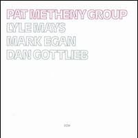 Pat Metheny - Pat Metheny Group CD (album) cover
