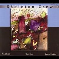 Skeleton Crew Learn to Talk/Country of the Blinds album cover