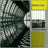 Skeleton Crew The Country Of Blinds album cover