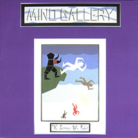 Mind Gallery - The Lemmings Were Pushed  CD (album) cover