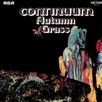 Continuum - Autumn Grass CD (album) cover