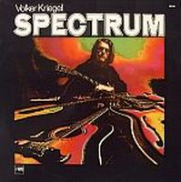 Spectrum by KRIEGEL, VOLKER album cover