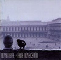 Arte Novecento by NOVEMBRE album cover