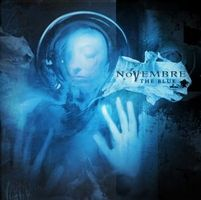 Novembre - The Blue CD (album) cover